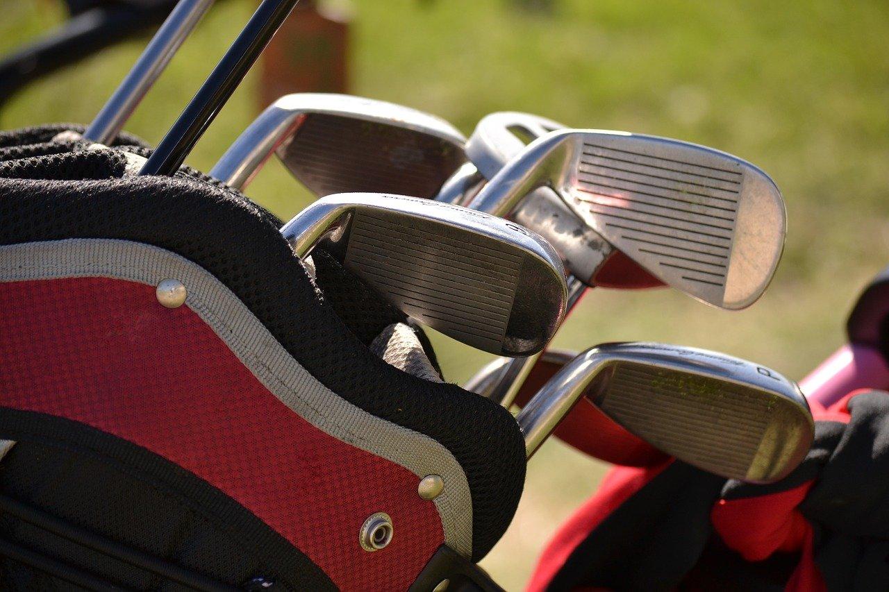 golf, golf clubs, golfing